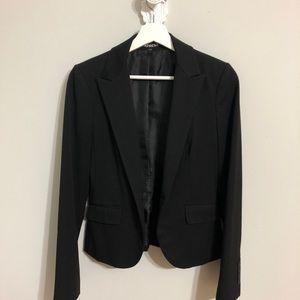 Express Black Work Suit